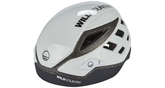Wild Country Focus Helmet White/Black